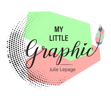 Logo My Little Graphic_V